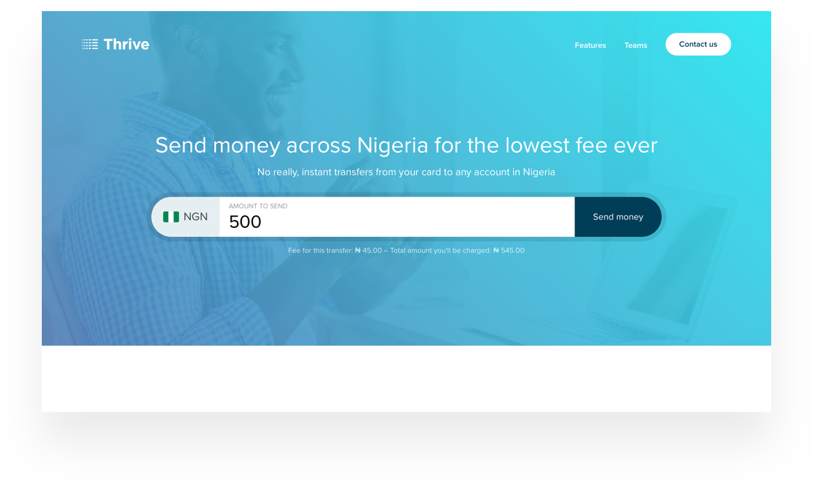 Moneywave Lets Thrive Offer The Simplest Way To Send Money